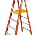 WernerCo podium ladder
