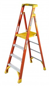 WernerCo Podium Lladder