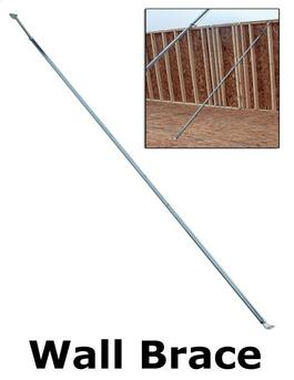Tranzsporter 48580 Wall Brace Bird Ladder