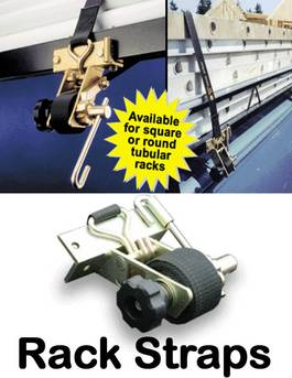 Rack Straps Ratchet Tie Down System