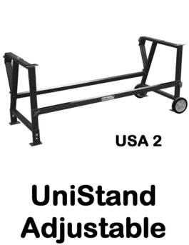 Van Mark UniStand Adjustable� USA 2 Siding Brake Stand