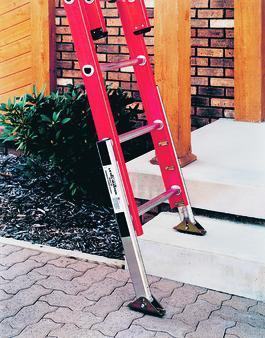 Werner Pk80 2 Adjustable Ladder Leveler Bird Ladder