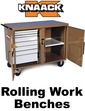 KNAACK® - Rolling Work Benches