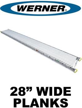Werner 2720 Bird Ladder