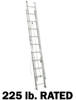225 Lb Load Capacity Type Ii Bird Ladder