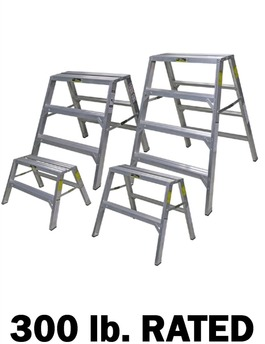 Drywall Step Up Benches Bird Ladder