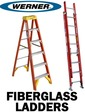 Fiberglass Extension & Step Ladders