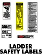 Werner - Ladder Safety Labels