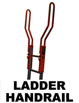 Extension Ladder Handrails Bird Ladder
