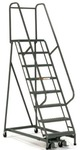 Warehouse Rolling Ladders - Steel