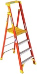 300 lb. Load Rated Podium Ladders