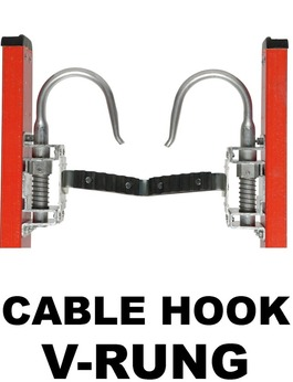 Cable Hook & V-Rung