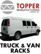 Topper - Truck & Van Galvanized Racks