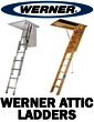 Werner - Attic Ladders & Parts